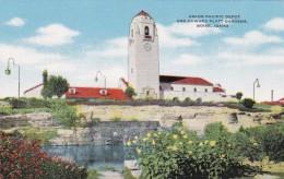 Idaho Boise Union Pacific Depot And Howard Platt Gardens - Boise