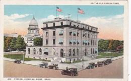Idaho Boise Federal Building Curteich - Boise