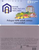 INDONESIA INDONESIEN  INDONESIE - IND P 489a -P492a Bank Tabungan Negara Logo 2 - MINT RRR - Indonesia