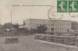 Tournus- Manufacture Métallurgique De Tournus - Otros Municipios