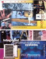 INDONESIA INDONESIEN  INDONESIE - IND P 494..495 -P 503..504 Indo Phonecards 96 -1000ex.- MINT RRR - Indonesia