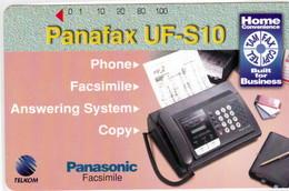 INDONESIA INDONESIEN  INDONESIE - IND P 498 -P499  Panasonic Facsimile UF-S10- 2000ex.- MINT RRR - Indonesia