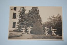 Carte Postale, Pensionnat De L'immaculée Conception Habay-la-Neuve, Animée - Habay