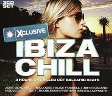 CD IBIZA CHILI Compil 3 CD !  ( Port Poids 200gr )  TTB - Hit-Compilations