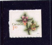 CANADA, 2010, # 2362,  GIANT HELLEBORINE, $1.00 Stamp - Carnets