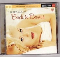 CD 2cd CHRISTINA AGUILERA BACCK TO BASICS ( état TTB Port 150gr ) - Sin Clasificación