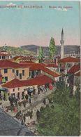 Grèce : SALONIQUE  : Vue  , Bazar Du  Capan - Greece