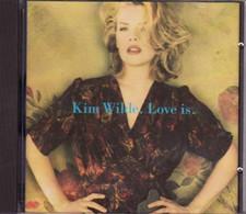 CD KIM WILDE Love Is Etat: TTB Port 110 Gr Ou 30gr - Disco, Pop