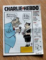 845 - CHARLIE HEBDO - JOURNAL SATIR Nº 796: 19/09/2007 - REISER CHARB CABU GEBE.. - Newspapers