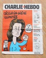 848 - CHARLIE HEBDO - JOURNAL SATIR Nº 800: 17/10/2007 - REISER CHARB CABU GEBE.. - Journaux - Quotidiens