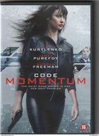 DVD CODE MOMENTUM Avec Olga Kurylenko Etat: TTB Port 110 Gr Ou 30gr - Crime