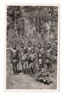 A.E.F.  ( Afrique Equatoriale Française ) /  BANGUI  /  CHASSEURS  BABINGA  ( Pygmés NUS ) /  Edit.  R. PAULEAU   N° 37 - Central African Republic