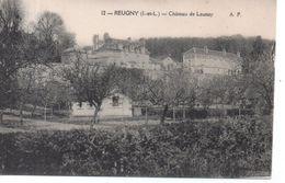 Reugny - Château De Launay - 1923 - Autres Communes