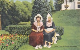 Michigan Holland Tulip Time Ladies In Traditional Costume - Other