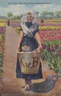 Michigan Holland Tulip Time Nelis Tulip Farm Curteich - Other