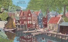 Michigan Holland Miniature Netherlands Village 1978 - Other