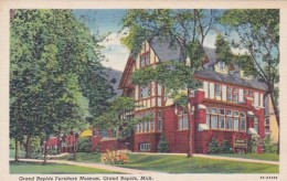 Michigan Grand Rapids Furniture Museum Curteich - Grand Rapids