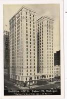 Michigan Detroit Barlum Hotel - Detroit