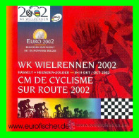 CARTERA BELGICA 2002 - CYCLISME SUR ROUTE 2002 - Bélgica