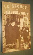 Coll. POLICE ET MYSTERE N°409 : Le Secret Du Veilleur De Nuit //Claude Ascain - Ferenczi 1940 - Ferenczi