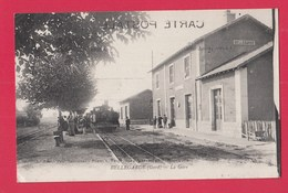 30 BELLEGARDE La Gare - Bellegarde