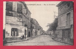 30 BELLEGARDE Rue Saint Gilles - Bellegarde