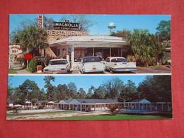 Classic Auto's At The Magnolia Restaurant - South Carolina  Ref 2819 - United States
