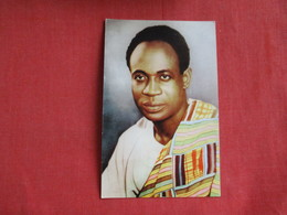 Prime Minister Of Ghana Dr. Kwame Nkrumah  Has Stamp & Cancel  Ghana - Gold Coast Ref 2819 - Ghana - Gold Coast