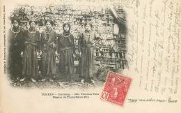 CP TONKIN CAO-BANG FEMMES THOS REGION DE TRUNG-KHAN-PHU - Vietnam