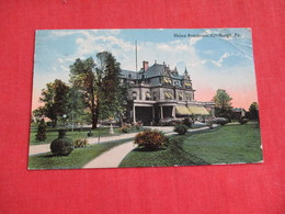 Heinz Residence - Pennsylvania > Pittsburgh     Ref 2819 - Pittsburgh