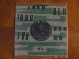Ancien Disque Vinyle 45 T Guilde Internationale Du Disque BEETHOVEN - Classical