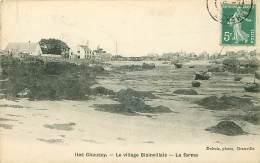 50 .N°39069 .iles Chausey.le Village De Blainvillais.la Ferme - Other Municipalities