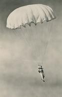 Echtes Foto Fallschirm Springer Sport Parachutesport - Nederland