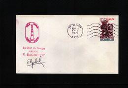 France 1979 Space / Raumfahrt  Ariane Rocket Testing Interesting Letter - Europa