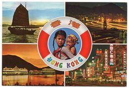 HONG KONG - MULTIVIEWS (1967) - Cina (Hong Kong)