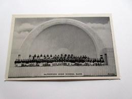 CPSM - McPHERSON High School Band - Mc PHERSON - Kansas - Other