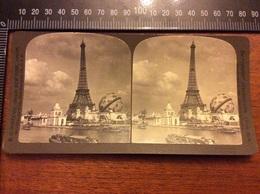 Photo Stéréo 1903 Paris Exposition 1900 - Stereoscopic