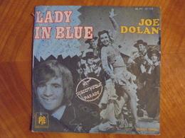 Ancien Disque Vinyle 45 T Joe Dolan Lady In Blue 1975 - Country & Folk