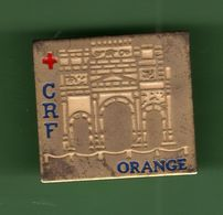 CROIX ROUGE *** ORANGE *** 0081 - Associazioni