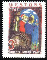 New Zealand Wine Post Santa's Xmas Party 1995 - New Zealand