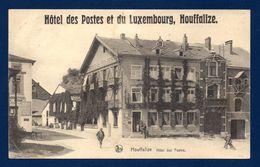 Houffalize.  Hôtel Des Postes Et Du Luxembourg. Comité Luxembourgeaois Ligue Contre L'alcoolisme. 1932 - Houffalize
