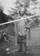 1915 - 1918  / CARTE PHOTO / 8e RI ( SAINT OMER / CALAIS / BOULOGNE ) / 8e RÉGIMENT D' INFANTERIE - War, Military