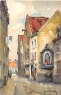 BRUXELLES - Rue Du Chien Marin - Lanen, Boulevards