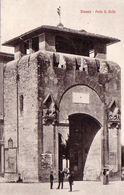 FIRENZE-PORTA SAN GALLO-CARTOLINA ANNO 1915-25 - Firenze (Florence)