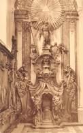 NINOVE - Parochiale Kerk : Biechtstoel, Jésus'Barmhartigheid, Door Th. Verhagehen, 1736 - Ninove