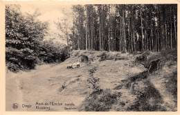 ORROIR - MONT-de-L'ENCLUS - Sablière - KLUISBERG - Zandplein. - Mont-de-l'Enclus