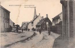 WESTVLETEREN - Poperinghestraat - Vleteren