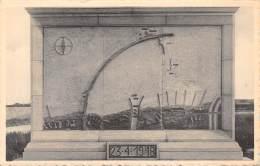 ZEEBRUGGE - Gedenkplaat Van De Aanval Op Zeebrugge - Zeebrugge