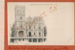 CPA  EXPOSITION UNIVERSELLE  PARIS    1900  , L'Espagne  JAN 2018 617 - Expositions