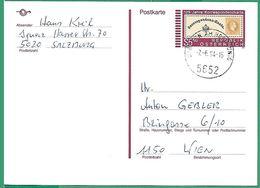 ! - Autriche (Österreich) - 2 Entiers Postaux De 1994 - 125 Jahre Korrespondenzkarte + Schlossberg Graz - Entiers Postaux